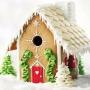 Коледни къщички и Бисквитки