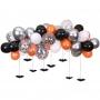 Арка от балони и прилепи - MeriMeri - Хелоуин - 40 балона