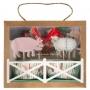 MeriMeri - Комплект за мъфини - Животните от фермата