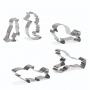 Patisse - Комплект метални резци - Морски свят - 5 бр
