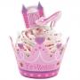 Комплект за мъфини - Принцеса