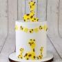 Комплект резци - Жирафи мама и бебе - 2 бр