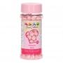 Захарни фигурки - Мимоза - Розова - 45 гр