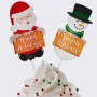 Декорации за мъфини и торти - Весели празници