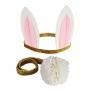 Парти комплект - MeriMeri - Великденско зайче