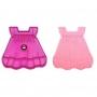 Резец и щампа - Бебешка рокля