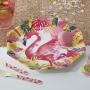 Парти чинии - FLAMINGO FUN - Фламинго