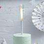 Парти свещи - PICK & MIX - Фонтан Sprinkles - 3 бр