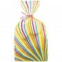 Комплект торбички - Цветно колело - 20 бр