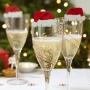 Декорации за чаши - Christmas Cheer - Дядо Коледа
