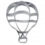 Метален резец - Балон - 6.5 см