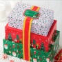 Комплект кутии - Коледа - 3 бр