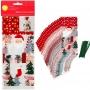 Комплект торбички - Коледа - 20 бр