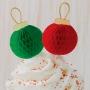 Декорации за мъфини и торти - Wilton - Коледни орнаменти