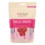 FunCakes - Бонбони за топене Deco Melts - Червено - 250 гр