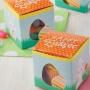Комплект мини кутии - Великденско яйце - 10 бр