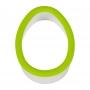 Резец с удобен захват - Яйце - 9.5 см