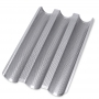 Форма за багети с незалепващо покритие - 37 х 24 см