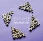 Елементи от бирен картон - Swirls - Ъглови орнаменти