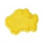 Резец и щампа с бутало - Златна рибка