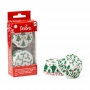Хартиени форми за мъфини - Коледни мотиви - 36 бр