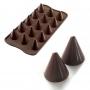 Силиконов молд за бонбони - Kono