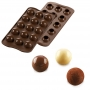 Силиконов молд за бонбони - 3D Tartufino
