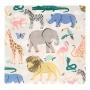 Големи парти салфетки - MeriMeri - Сафари животни