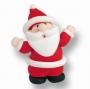 Декорация от цветна глина - Дядо Коледа - 5 см