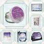 Flower Soft - Глитер - Виолетов отблясък