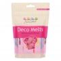 FunCakes - Бонбони за топене Deco Melts - Розово - 250 гр