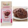 FunCakes - Смес за двойно шоколадови бисквитки - 400 гр