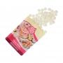 FunCakes - Бонбони за топене Deco Melts - Изключително бяло - 25