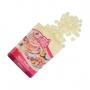 FunCakes - Бонбони за топене Deco Melts - Бяло - 250 г