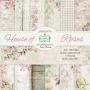 House of Roses - 6 x 6 - Блокче дизайнерски хартии