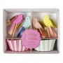 MeriMeri - Pretty Birdies Cupcake Kit