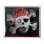 MeriMeri - Метален резец - Пиратски череп и кости