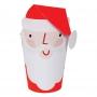 MeriMeri - Комплект парти чаши - Дядо Коледа