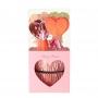 MeriMeri - Комплект за мъфини - Сърца пинята