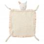 MeriMeri - Бебешко одеалце за гушкане - Коте