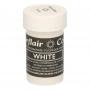 Sugarflair - Концентрирана гел боя - Бяло - 25 гр