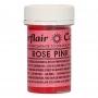 Sugarflair - Концентрирана гел боя - Розе розово - 25 гр