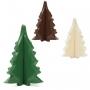 Калъп - 3D Коледни елхи