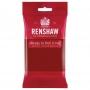 Фондан Renshaw Pro - Рубинено червено - 250 гр