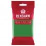 Фондан Renshaw Pro - Наситено зелено - 250 гр
