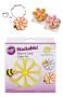 Комплект метални резци - Цветенца и пчелички - 3 бр