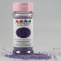 Захарни гранули за поръсване - Лилави - 80 гр