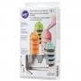 *Wilton Decorating Set Treat Pops set/12