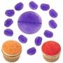 Wilton - Cupcake Decorating Set - Flowers - 14-pcs