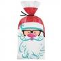 Комплект торбички - Сладки Коледни празници - 20 бр